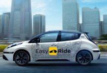 Nissan probará robotaxis el año que viene bajo el progrma EasyRide