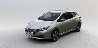El Nissan Leaf N-Conecta por 300 euros al mes