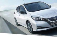 El Nissan Leaf registra 10.000 pedidos en Europa en dos meses