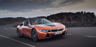 Nuevo BMW i8 Roadster