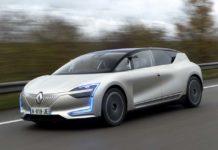 Primeras pruebas del Renault SYMBIOZ