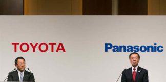 Toyota y Panasonic estudian colaborar en el negocio de las baterías