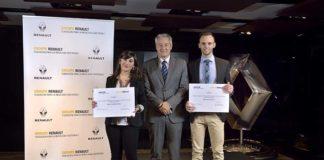 VI Edición de los premios al mejor proyecto fin de carrera sobre la movilidad sostenible de Renault