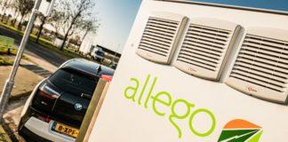 Proyecto europeo de red de cara interoperable de Allego y Fortum Charge & Drive