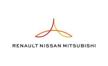 Logo - Allianza Renault Nissan Mitsubishi Motors