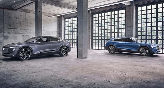 Audi e-tron Quattro y e-tron Sportback