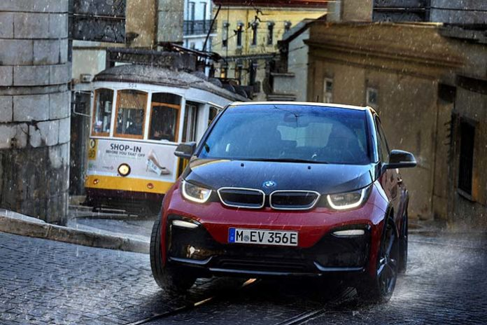 El sistema de control de tracción del i3s en los futuros BMW y MINI