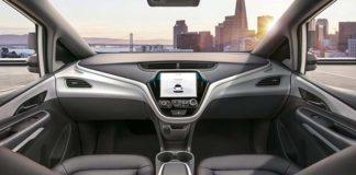General Motors muestra el Bolt autónomo, sin pedales, ni volante