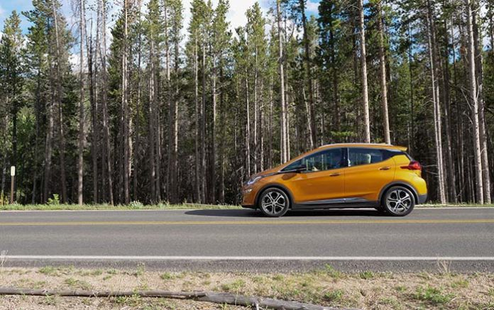 General Motors reserva 5.000 Chevrolet Bolt para Corea del Sur este año