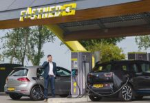 Fastned recauda 12 millones de euros para ampliar su red de recarga
