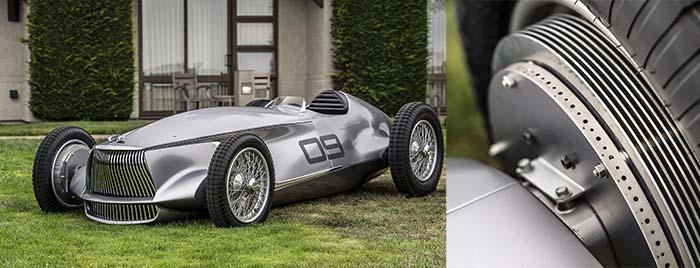 Infiniti Prototype 9 EV concept