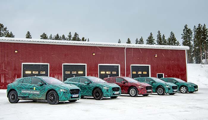 El Jaguar I-Pace se presentará al mundo el 1 de marzo
