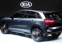 El Kia Niro EV Concept con 64 kWh de batería en el CES 2018