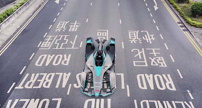 Nueva generación del monoplaza de la Formula E