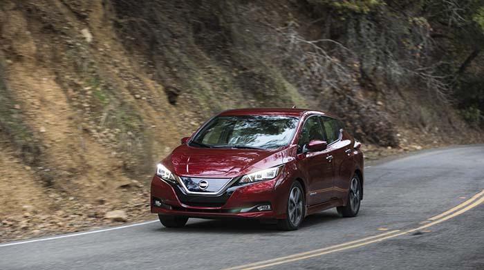 Segunda generación del Nissan Leaf