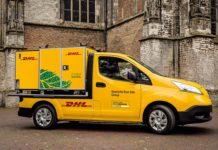 DHL alcanza los 5.000 StreetScooters eléctricos en servicio