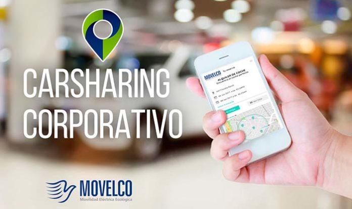 Eccocar, el carsharing corporativo de Movelco
