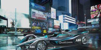 Así es la nueva generación de los monoplazas de la Formula E