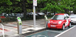 Pamplona dispondrá de 40 nuevos puntos de recarga para coches eléctricos