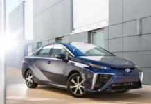 Toyota ha vendido 3.000 unidades del Mirai en California