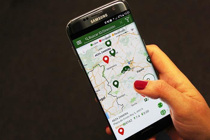 Aplicación para móvil de Feníe Energía