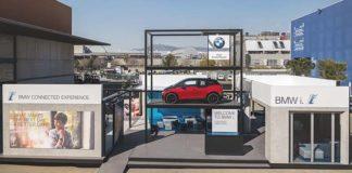 Un BMW i3 autónomo se presenta en el MWC de Barcelona - BMW en el MWC de Barcelona