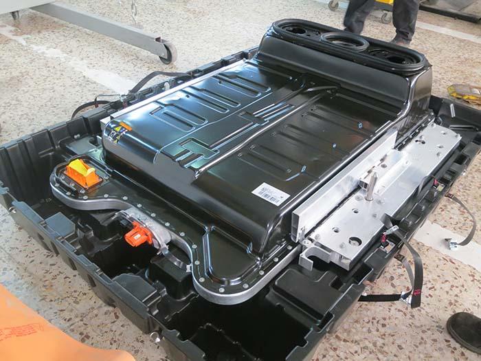 Batería de 41 kWh de Renault
