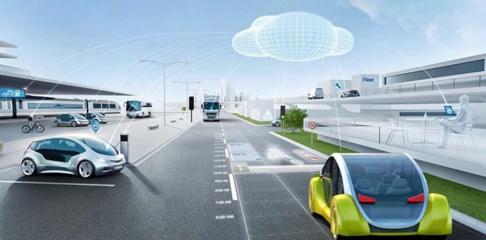 Nueva división para la movilidad conectada de Bosch movilidad compartida y más servicios para los vehículos eléctricos