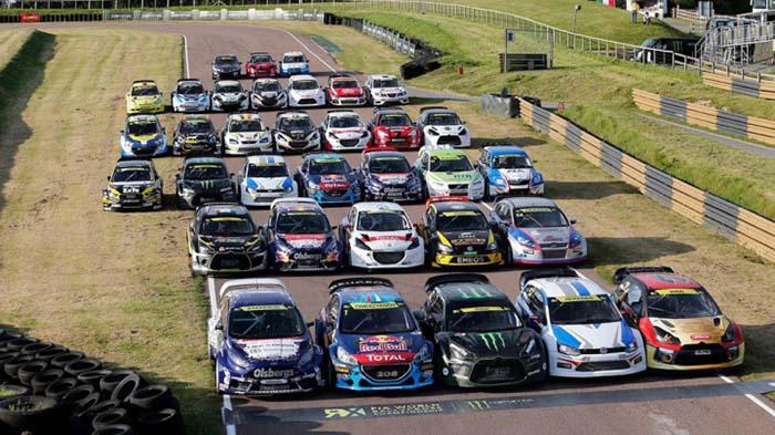 Campeonato Mundial de Rallycross WRX