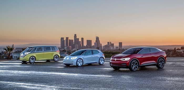 Familia Volkswagen I.D