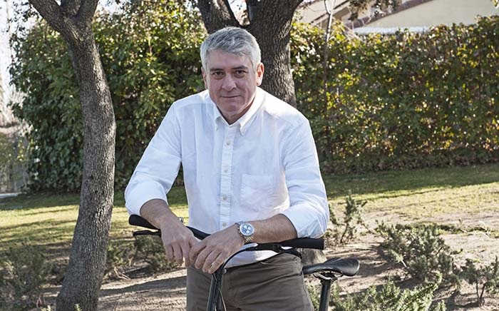 Fernando Sainz, Director General de e-Movilidad de Kymo