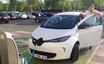 Nueva batería del Renault Zoe