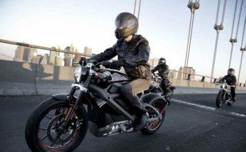 Harley Davidson confirma su primera motocicleta eléctrica - Harley Davidson LiveWire