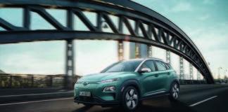 Hyundai Kona eléctrico dos configuraciones de batería, hasta 470 km de autonomía (VÍDEO)