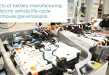 Estudio del ICCT - Incluyendo la fabricación de la batería, los coches eléctricos contaminan menos que los de combustión