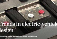 Tendencias en la fabricación de coches eléctricos - Informe Mckinsey octubre 2017