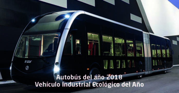 El Irizar ie tram Premio Autobús del Año y Vehículo Industrial Ecológico