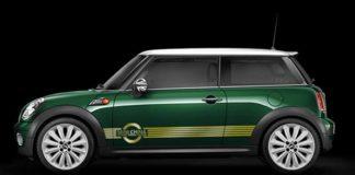 MINI fabricará coches eléctricos para el mercado chino