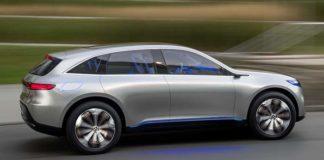 Daimler invertirá 1.500 millones de euros en vehículos eléctricos EQ en China