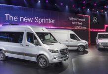 La nueva Mercedes eSprinter llegará en 2019