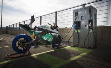 Enel patrocinará la primera competición del mundo de motos cien por cien eléctricas