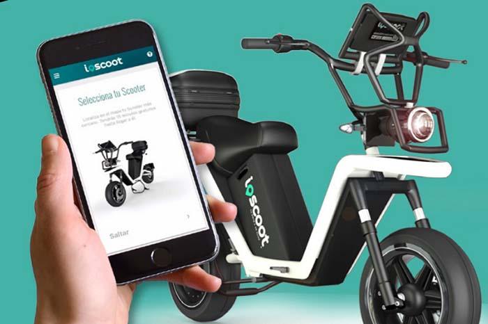 Motosharing ioscoot