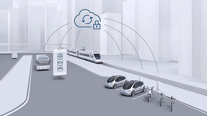 Movilidad conectada a través de la nube