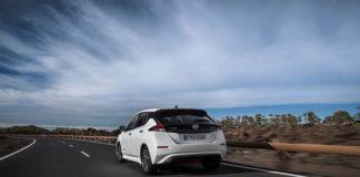 Nissan Leaf 2018. Ventas coches eléctricos septiembre 2018