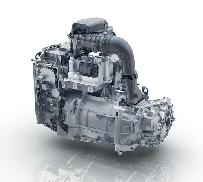 Nuevo motor del Renault Zoe R110