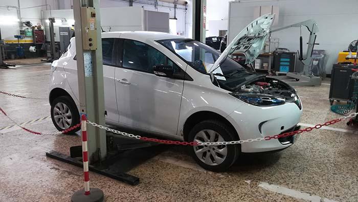 Renault Zoe Q210