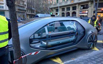 Renault presentará el concepto EZ-GO en Ginebra