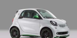 Mercedes presenta la edición exclusiva y limitada del Smart Ushuaïa ED