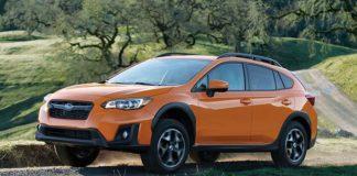 Subaru lanzará este año un SUV híbrido enchufable