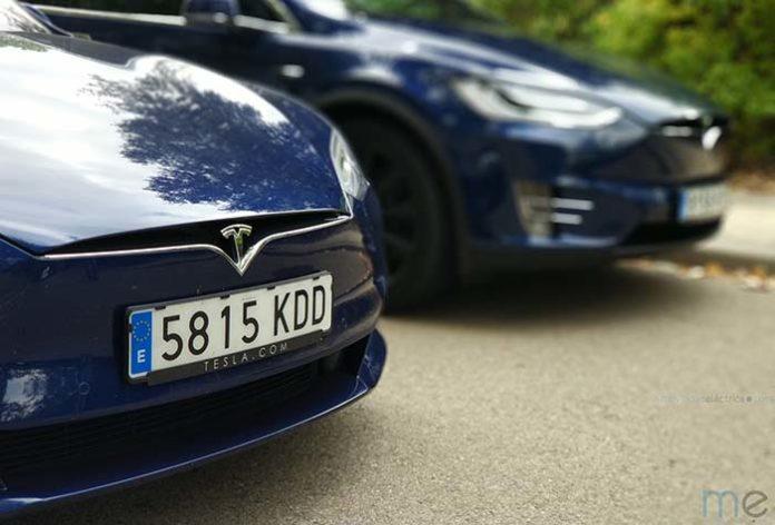 Tesla Model S y Tesla Model X